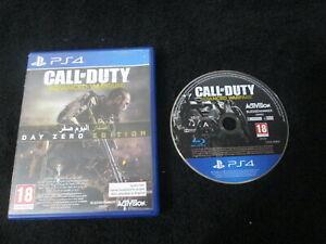 PS4 : CALL OF DUTY : ADVANCED WARFARE - Completo! Versione inglese! Comp PS5 !