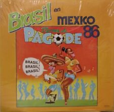 BRASIL EN MEXICO 86 JO SOARES E GALERA MEXICAN LP STILL SEALED CHA CHA