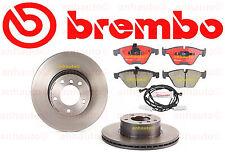 Front Brembo Brake Pad & Rotors KIT  BMW  328i 328i XDrive  X1