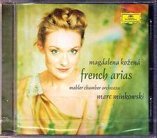 Magdalena Kozena: French Arias Massenet Minkowski CD... chercher Berlioz Gounod Ravel