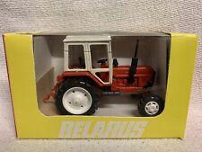 Red Belarus Farm Tractor 1:43 Mehis MTZ-82 Traktoroexport USSR New VTG Die-Cast