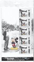 Walt Disney + Mickey Mouse ORIGINAL United States Postal Service Stamps MINT