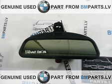 GENUINE BMW E60 E61 E65 E66 E70 E71 E72 E72 HYBRIDE RREARVIEW MIRROR EC LED ETC