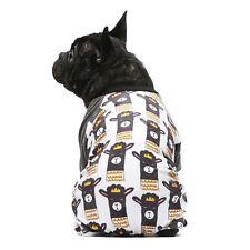 Fitwarm Lama Winter Dog Pajamas Cute Pet Clothes Shirt Warm Jumpsuit Cat Apparel