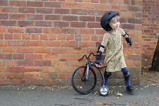 Vintage Penny Farthing Child's Balance Bike for Boys and Girls, Kids training