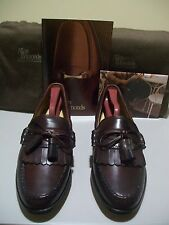 New 1st Quality Allen Edmonds Stoughton 9 B burgundy