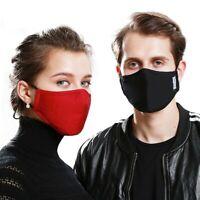 Mascarilla de algodón Máscara de carbón activado ES