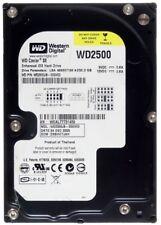250GB IDE/PATA-HDD WDCaviar WD2500JB, Western Digital Festplatte ID18406
