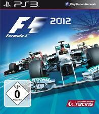 ★PS3★SPIEL F1 2012 FORMEL 1 - 2012 FORMULA 1 GETESTETE VERSION SEHR GUT 652 !