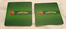 Jameson Irish Whiskey...Logo Cardboard Coasters....Lot of 6....NEW