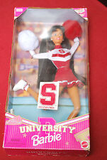 AFRICAN AMERICAN STANFORD UNIVERSITY SPECIAL ADDITION BARBIE NIB RARE