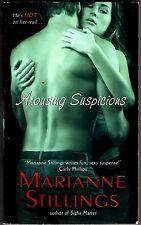 Arousing Suspicions by Mariaane Stillings