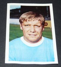 138 TONY COLEMAN MANCHESTER CITY CITIZENS FKS PANINI FOOTBALL ENGLAND 1968-1969