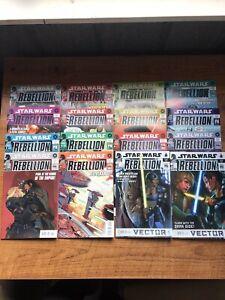 Star Wars Rebellion Comics