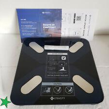 Smart Body Fat Scale, Bathroom Bluetooth Digital Weight Scale Tracks 13 Key