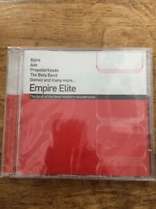 Empire Elite - The Best Of The Best Modern Soundtracks 14 Various Artists CD NEW