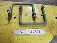 John Deere 5x7 U Bolt Cultivator Chisel Subsoiler 3 Point Hitch Plow Toolbar