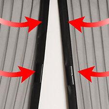 Mesh Hands-Free Tür Vorhang Net Screen Schutz Magnetic Anti Mosquito Bug 100x210