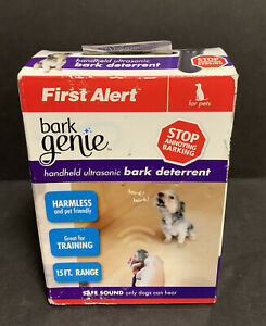 Ultrasonic Anti Bark Control Device Outdoor Silencer Stop Dog Barking Trainer