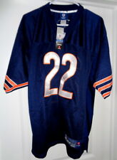 5643324208f New Reebok Chicago Bears #22 Matt Forte NFL Jersey Men's Size 50 XL NWT Sewn