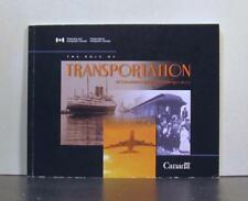 The Role of Transportation in Canadian Immigration, 1900-2000