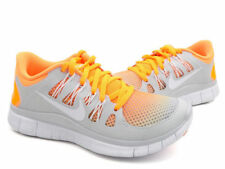 Mesh Outer Lace Up Fitness & Running Shoes for Women