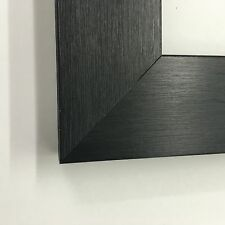 11X14 BLACK PICTURE FRAMES LOT OF 10 MOULDING A