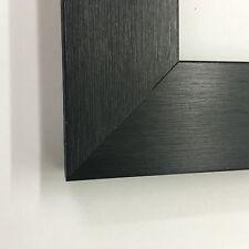 11X14 BLACK PICTURE FRAMES LOT OF 10 MOULDING A