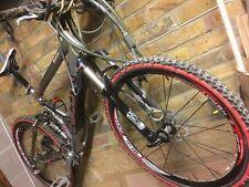 Scott Genius Full suspension mountain bike project needed finishing