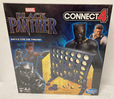 Marvel Black Panther Connect 4 Game - Brand New - Free Shipping
