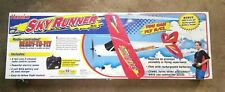 NOS Hobbico Sky Runner RC Plane RTF Ready to Fly(NEVER ASSEMBLED) READ