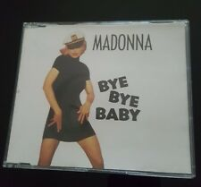 Madonna bye bye baby 7 track German CD Single RARE