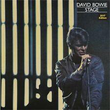 David Bowie 'stage' Nuevo Sellado Re-Issue de Triple Lp Vinilo en 180 Gr