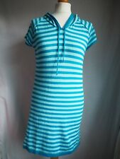 Dress 8 10 Blue Hooded Zara