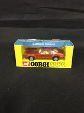 Vintage Corgi Toys Oldsmobile Toronada Die-cast