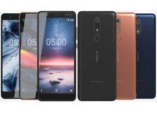 New Nokia 3 & 3.1 Plus ,Nokia 5.1, Nokia 6.1, Nokia 5 Smartphone (Unlocked)