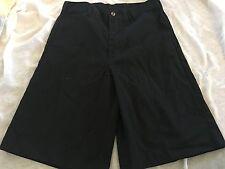Dickies Boys Shorts, size 18 regular, black