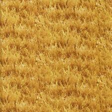 Golden Wheat Fields Landscape Medley Quilt Sew Fabric ELIZABETH'S STUDIO