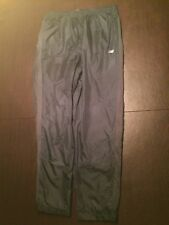 New Balance Men's Large Semi-Fitted Gray Workout/Exercise Pants Tl7