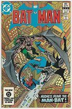 Batman #361 / 1St App Of Harvey Bullock & Man-Bat App / 9.2 Nm- $28 Book Value