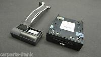 Audi Chipkartenleser Mautsystem Card Reader ETC Sender 4F0919813F / 4F0035503F