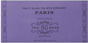Paris Tea by Harney & Sons, 50 tea bag