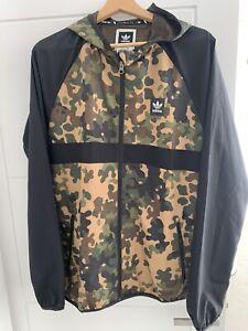 adidas Camo Jacket Liam Gallagher Medium