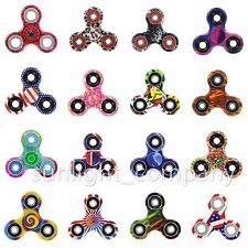 Wholesale lot of 50 Spinners Mix Design Hand Fidget Desk ADHD Relieve Stress Toy