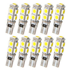 10 x CANBUS LED SMD Standlicht T10 W5W 9 Led Mercedes Benz Mazda Mitsubishi