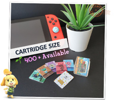 Mini ACNH Custom Amiibo Cards Animal Crossing New Horizons Nintendo Switch