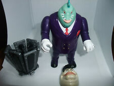 Very Rare Vintage Lawrence Limburger Biker Mice From Mars figure complete