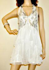 Halter Formal Dresses for Women with Sequins