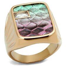 Cubic Zirconia Yellow Gold Jewellery for Men