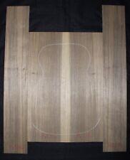 Black korina / limba guitar back and side set dreadnought size